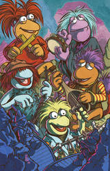 Fraggle Rock by liliesformary