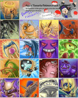 Pokemon Meme by Curly-Artist