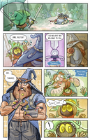 WPOCT: Krinkle and the Wizard's Throne - 12 by Curly-Artist