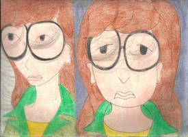 Sketch Pad Daria 1 by RozStaw57