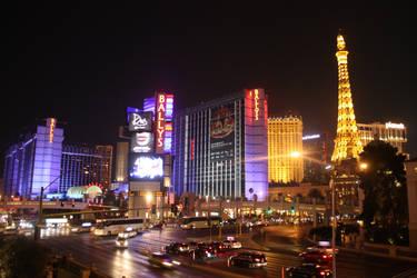 Vegas la nuit by CrazyMadness