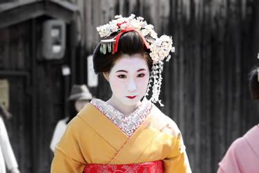 Geisha by CrazyMadness