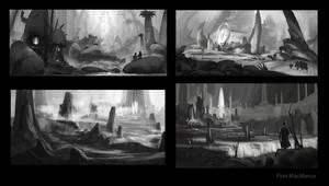 Wandering Environments by fmacmanus