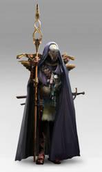 Virion the Saviour by fmacmanus