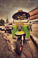 A Day in Thailand by NawalAckermann