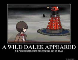 Daleks by 15spearnicholas
