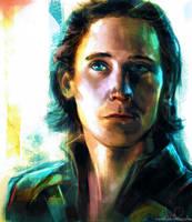 Loki II by chanso