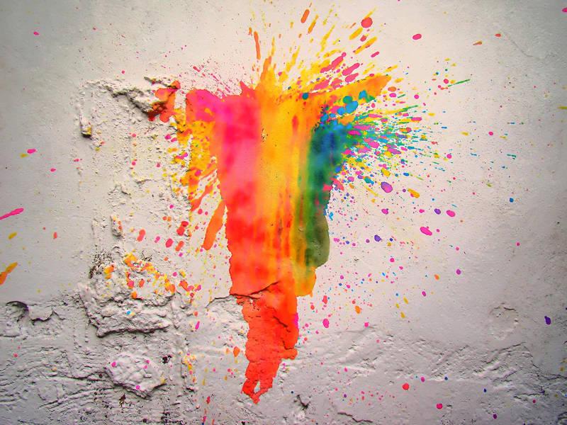 Color Splash by alvarola