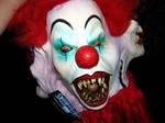 Creepy clown. by sinkist