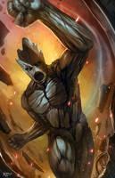 Groot by NOPEYS