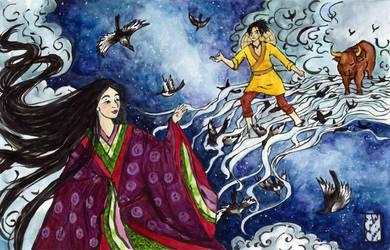 Tanabata by Eirescei
