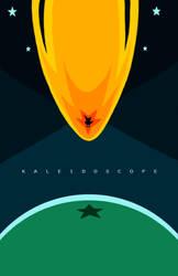 Kaleidoscope Poster by Eirescei