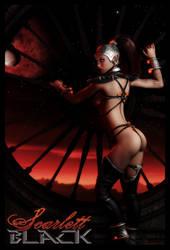 Scarlett Black by DesignsByEve