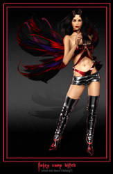 Fairy Vamp Bitch by DesignsByEve