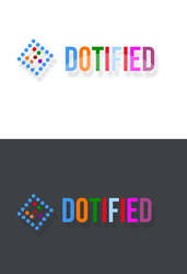 Dotified Logo by Sorin16