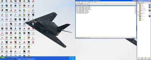 You Are Seeing My Desktop by darthdavid