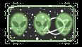 F2U Alien Stamp by Horror-Star