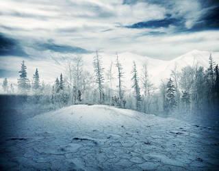 Premade Desert Winter by RedHeadLilith