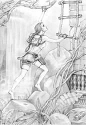 Climb up by alineshenon