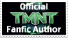 TMNT-Official TMNT Fanfic Author Stamp by FlashyFashionFraud