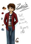 TMNT-Zach Character Design by FlashyFashionFraud