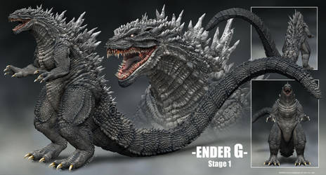 -Ender G- by LDN-RDNT