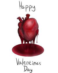 Happy Valentines Day by JoshGum