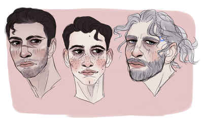 the boys by peoniee