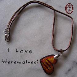 Love Werewolves by Oniko-art