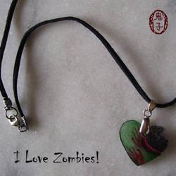 Love Zombies by Oniko-art