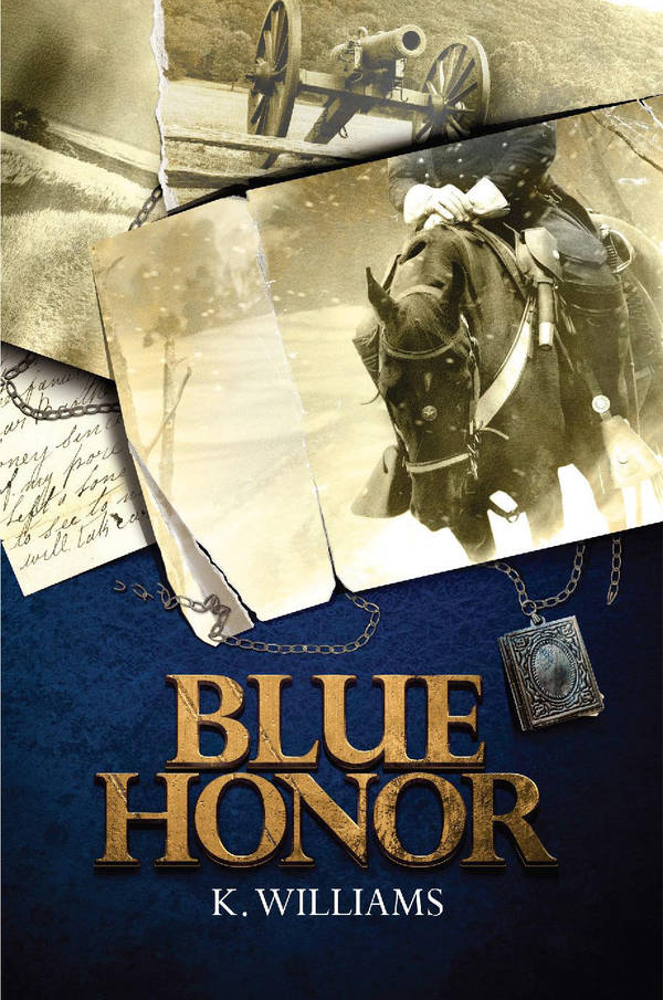 Blue Honor Final 2nd Edition Cover-Crop by KWilliamsPhoto