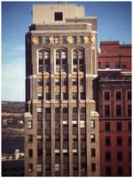 Art Deco, Albany NY by KWilliamsPhoto