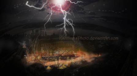 Hell Opens Up - Final Scenes TTB1 by KWilliamsPhoto