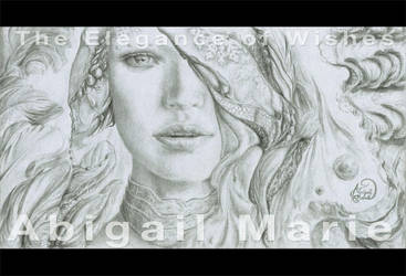 The-elegance-of-wishes-abigail-marie by Artist-AbigailMarie