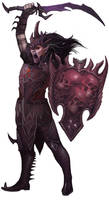 Vampire General - Pathfinder by damie-m