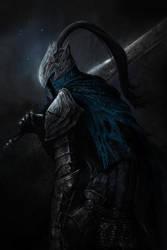 Knight Artorias by damie-m