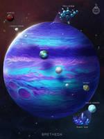 Starfinder - Bretheda Map by damie-m