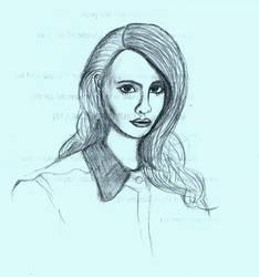 Lana Del Rey by elarnis