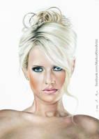 Sarah by LMan-Artwork