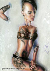 Milk Bath by LMan-Artwork