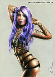 Jess by LMan-Artwork