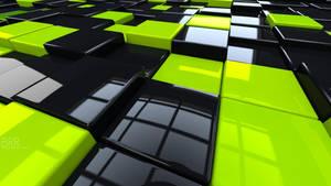 CubeD Floor by MangoTangoFox