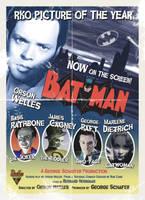 Batman 1946 by ticulin