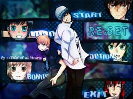 Re:Set Episode 1 Main Menu by azureXtwilight-rllz