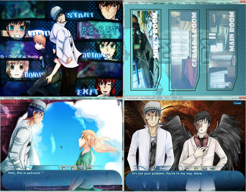 Re:Set Episode 1 Remake : Thief of all Hearts [VN] by azureXtwilight-rllz