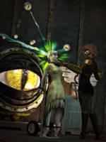 Mistress Razor dominant by MollyFootman