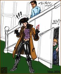 Gambit redressed. by Aikuchi