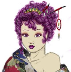 Michiko by jezzy