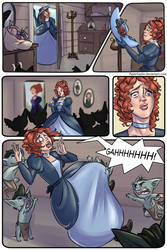 Goblin Comic Page 1 by pyperhaylie