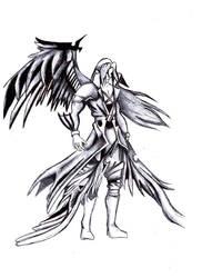 Sephiroth by nezy60